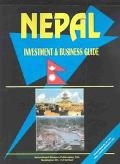 Nepal: Investment & Business Guide