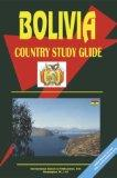 Bolivia (World Country Study Guide Library)