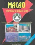 Macau: Investment and Business Guide (World Country Study Guide Library)