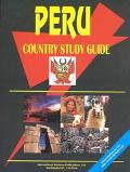 Peru Country Study Guide