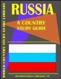 Russia: Country Study Guide (World Country Study Guide Library)