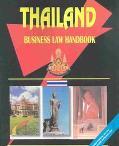 Thailand: Business Law Handbook