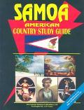 Samoa American a Country Study Guide