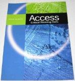 Access Critical Thinking Skills - Steck-Vaughn Staff - Paperback