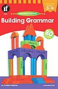 Building Grammar, Grades 3 to 4