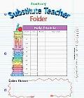 Secondary Substitute Folder Pack of 24