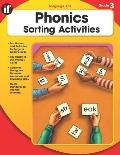 Phonics Sorting Activities, Grade 3