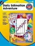 Daily Estimation Adventure, Grade 4
