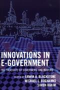 Innovations in E-Government The Thoughts of Governors And Mayors