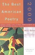 Best American Poetry 2000
