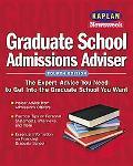Kaplan Newsweek Graduate School Admissions Adviser