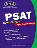 Kaplan Psat 2003