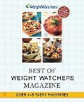 Best of Weight Watchers Magazine Over 145 Tasty Favorites, All 9 Points or Less