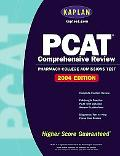 Kaplan Pcat Comprehensive Review Pharmacy Colledge Admissions Test  2004-2005