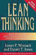 Lean Thinking Banish Waste and Create Wealth in Your Corporation