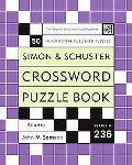 Simon & Schuster Crossword Puzzle Book Series 236