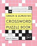 Simon & Schuster Crossword Puzzle Book Series 247