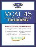 Mcat 45, 2005-2006