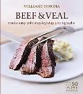 Williams-Sonoma Mastering Beef & Veal