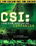 Crime Scene Investigation Companion