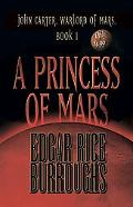 Princess of Mars Book 1 John Carter, Warlord Of Mars