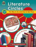 Literature Circles The Way to Go and How to Get There, Grades 4-8