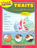 Traits of Good Writing Grades 3-4