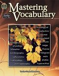 Mastering Vocabulary Grades 5 & Up