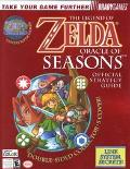 The Legend of Zelda: Oracle of Seasons and Oracle of Ages: Official Strategy Guide - Tim Bog...