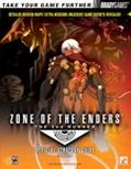 Zone of the Enders The 2nd Runner Official Strategy Guide