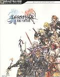 DISSIDIA FINAL FANTASY Signature Series Guide (Bradygames Signature Series Guide)