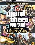 Grand Theft Auto: Episodes from Liberty City Signature Series Strategy  Guide (Bradygames Si...