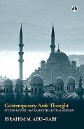 Contemporary Arab Thought Studies in Post-1967 Arab Intellectual History