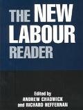 New Labour Reader