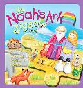 My Noah's Ark Jigsaw Book (Lion Jigsaw Books)