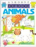 Usborne Dot to Dot Animals