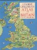 Atlas of Britain - Lesley Sims - Paperback
