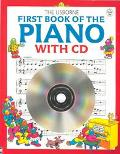 Usborne First Book of the Piano