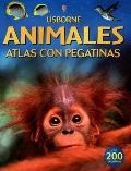 Animales Atlas Con Pegatinas Internet Referenced