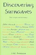 Discovering Surnames