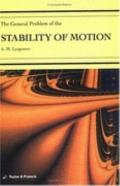 General Problem of the Stability Of Motion