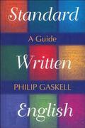 Standard Written English A Guide