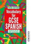 Vocabulary for GCSE: Spanish (Zone 13)