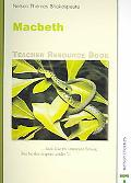 Nelson Thornes Shakespeare - Macbeth Teacher Resource Book