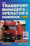 The Transport Manager's and Operator's Handbook 1998