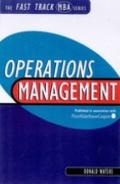 Operations Management (Fast Track MBA)