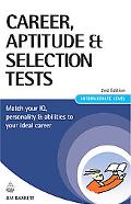 Career, Aptitude & Selection Tests Match Your IQ, Personality & Abilities to Your Ideal Career  Intermediate Level