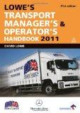 Lowe's Transport Manager's & Operator's Handbook