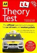AA Theory Test: The Official Questions and Answers for Car Drivers and Motorcyclists