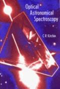 Optical Astronomical Spectroscopy